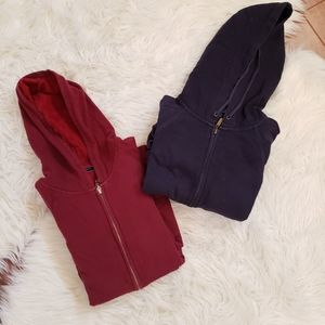 🆕️3/$30❣Smart Set Bundle of Zip-Up Hoodies